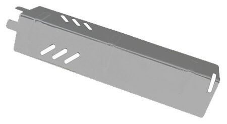 Heat Shield, Stainless Steel - Backyard Grill 13-1/16 x 3-5/8