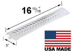 Stainless Steel Heat Shield - Charbroil
