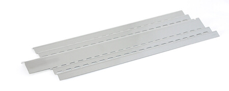 """Stainless Steel Heat Diffuser - Char-Broil / Kenmore 16"""" x 5-3/4"""""""