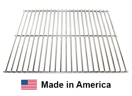 "Charmglow Cooking Grid, Stainless Steel - 14-1/2"" x 17-1/4"""