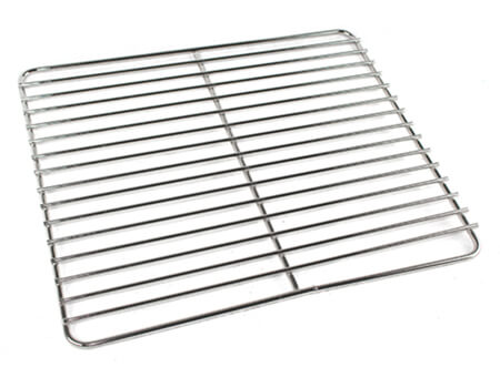 "Cooking Grid, Nickel/Chrome-Plated - 14-1/4"" x 11-7/8"" (2 Required)"