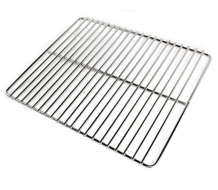 "Cooking Grid, Nickel/Chrome-Plated - 12"" x 14-1/4"""