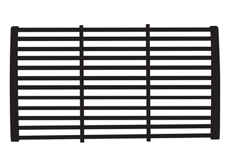 "Cooking Grid, Cast Iron | 18-1/4"" x 13-1/8"" (2 Required)"