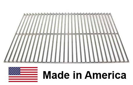 """MHP / PGS Briquette Grate, Stainless Steel   14"""" X 22"""""""