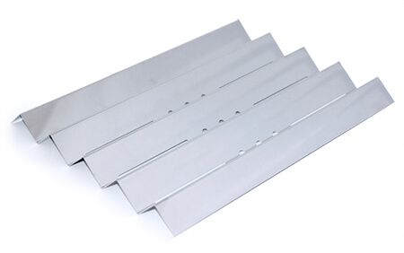 """Heat Plate, Stainless Steel 