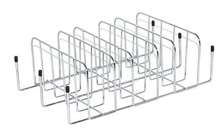 "Rib and Potato Rack 7-1/4"" x 12"""
