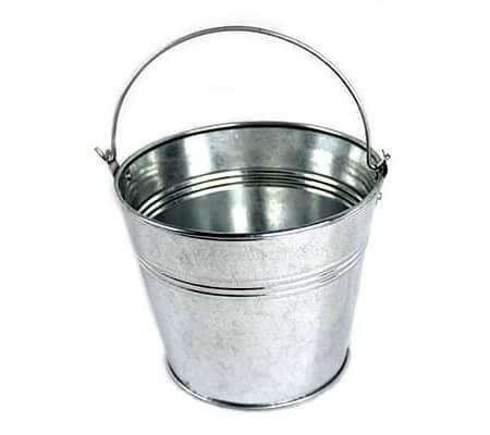 Phoenix / Holland Bucket, Galvanized