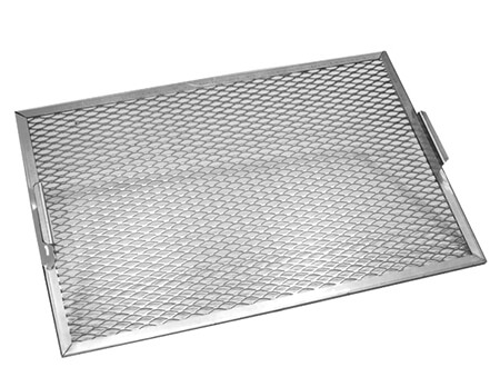 """Cooking Grid, Stainless Steel   16-1/2 x 24-3/8"""""""