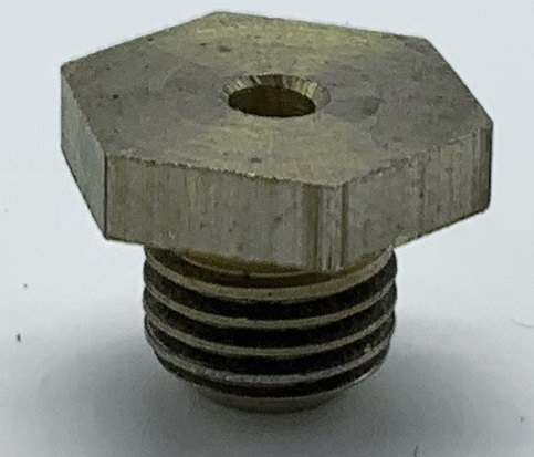 Brass Mounting Bolt / Vent Cover