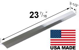 Stainless Steel Vap-O-Riser Bar