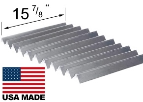 Stainless Steel Flavorizer Bars (Set of 11)