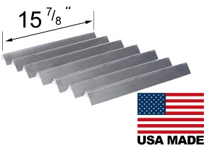 Stainless Steel Flavorizer Bars (Set of 7)