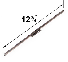 Stainless Steel Crossover Tube - Weber Silver/Gold