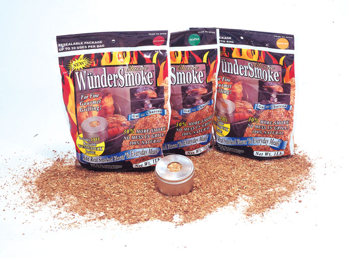 Hickory Wundersmoke Chips (With Puck)