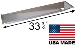 Stainless Steel Drip Pan - Vermont Castings