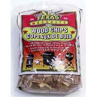 Mesquite Wood Chips - 1.75 lb. Bag
