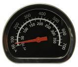 "Temperature Gauge - Broil King 2 5/16"" x 1 7/8"""