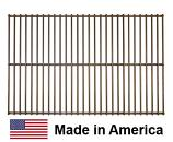 "USA-Made Uniflame Cooking Grid, Chrome Steel Wire | 13-3/4"" x 17-3/16"""