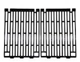 "Cast-Iron Cooking Grid Set, Porcelain-Coated - 14"" x 20"""