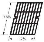 "Cast Iron Cooking Grid - 18-5/8"" x 17-1/4"""