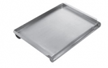 """Stainless Steel Griddle - 19 1/2"""" X 13 1/2"""""""