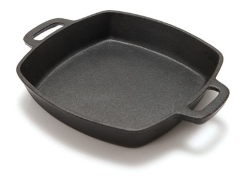 Cast Iron Square Pan