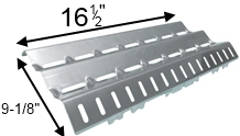 Stainless Steel Heat Plate - Sterling