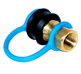 "3/8"" Quick Connect Coupler"