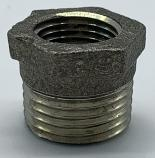 "Reducer Bushing 1/2"" to 3/8"" Pipe Thread"