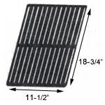 "Cast Iron Cooking Grid - 18-3/4"" x 11-1/2"" (2 Required)"