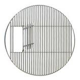 "Big Green Egg / Kamado Joe Round Cooking Grid, Stainless Steel | 18"" Diameter"