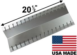 Stainless Steel Heat Shield - Fiesta