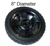 Cart Wheel (Each)