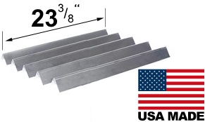 Stainless Steel Flavorizer Bars (Set of 5)
