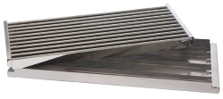 """INFRARED Stainless Steel Cooking Grid 18-3/8"""" x 7-11/16"""""""