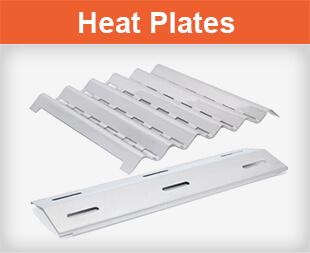 Gas Grill Heat Plates
